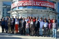 AK PARTİ İL BAŞKANI - Gençlik Ve Spor Bakanlığından Amatör Spor Kulüplerine Maddi Destek