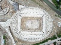 CEMAL ÖZTÜRK - Giresun'da Yapılan Yeni Stadın İsmi 'Çotanak Spor Kompleksi' Oldu