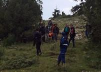 YILDIRIM DÜŞMESİ - Hayvan Otlatan Çoban, Yıldırım Düşmesi Sonucu Hayatını Kaybetti