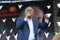 İL BAŞKANLARI - İnce Açıklaması 'Yorgun Adam Gidecek, Türkiye'nin Başına Taze Bir Kan Gelecek'