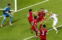 DIEGO - İspanya, İran'ı 1-0 Mağlup Etti