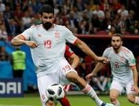 DIEGO - İspanya tutulmuyor!
