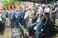 JANDARMA GENEL KOMUTANI - Jandarma Genel Komutanı Çetin'den Şehit Ailesine İntikam Sözü