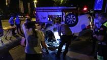 ÇETİN EMEÇ - Kadıköy'de Trafik Kazası  Açıklaması 1 Yaralı