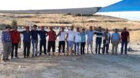 NIHAT ÖZDEMIR - Kırkağaç'ta Atıcılık Yarışması