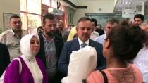 İŞ GÜVENCESİ - Maaşını Alamadığını İddia Eden Kadın, Milletvekilinden Yardım İstedi