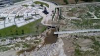 KARAYOLLARı GENEL MÜDÜRLÜĞÜ - MASKİ'den Sel Felaketinin Yaşandığı Selendi'de Teknik İnceleme