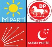 DEMOKRAT PARTI - 'Millet İttifakı Tutum Belgesi' Yarın Açıklanacak
