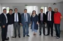 AKBANK - Muğlaspor'a Destek Ziyaretleri Sürüyor