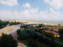 ÜST GEÇİT - Muhsin Yazıcıoğlu Üst Geçitinde Çalışmalar Son Aşamada
