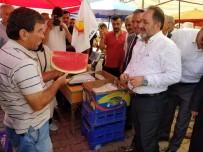 İSTİKLAL - Murat Demir, Hanönü'nü Ziyaret Etti
