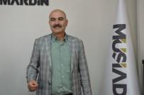 MÜSİAD Mardin Şubesinden Cumhurbaşkanına Destek