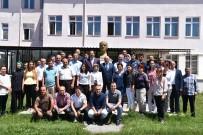 FERDA YILDIRIM - Müsteşar Yardımcısı Ferda Yıldırım Erzincan'da