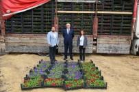 KAZıM KURT - Odunpazarı'nı Çiçeklerle Donatacaklar