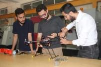 Öğrencilerden Roket Atan 'İHA'