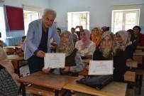 'Okuma Yazma Seferberliği' Kursiyerleri Sertifika Aldı