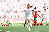RONALDO - Ronaldo atıyor, Portekiz kazanıyor