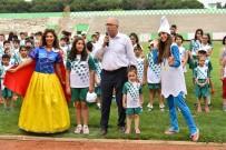 MUSTAFA YıLDıRıM - Salihli'de Yaz Spor Okulları Kapılarını Açtı