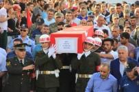 Şehit Uzman Çavuş İzzet Ak Hatay'da Son Yolculuğuna Uğurlandı