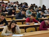 GİRİŞ BELGESİ - Sınav giriş yerleri açıklandı