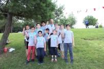 TIRMANMA DUVARI - Sultangazili Çocukların İzcilik Heyecanı Başladı