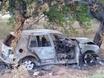 Takla Atan Otomobil Hurdaya Döndü Açıklaması 2'Si Ağır 5 Yaralı