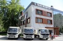 ENERJİ SANTRALİ - Talas Belediyesi Araç Filosunu Güçlendiriyor