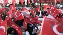 SAADET PARTISI GENEL BAŞKANı - Temel Karamollaoğlu'nun Trabzon Mitingi