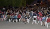 SES SANATÇISI - Tepebaşı Belediyesi Tarafından Düzenlenen Halk Konserleri Devam Ediyor