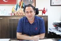 GOLF SAHASI - Tercan Açıklaması 'Mersin Büyükşehir Havasına Daha Yeni Giriyor'
