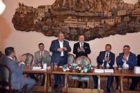 REKABET KURULU - TİM Başkan Adayı İsmail Gülle Gaziantep'te