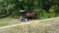 Traktörün Altında Kalan Çift Hayatını Kaybetti