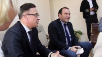 BEYAZ RUSYA - 'Türkiye Genelinde Ticari Projeler Yapmak İstiyoruz'