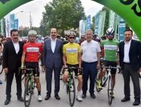 TÜRKIYE BISIKLET FEDERASYONU - Uluslararası Mevlana Bisiklet Turu Devam Ediyor
