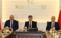 AZİZ YILDIRIM - Van'da 'Seçim Güvenliği' Toplantısı Yapıldı