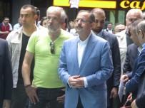 ÜSKÜDAR BELEDİYESİ - Vatandaştan Bakan Özhaseki'ye 'İmar Barışı' Ablukası