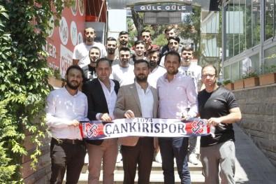 1074 Çankırıspor'dan Toplu İmza Töreni