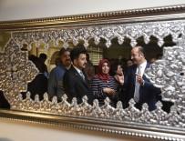 ABDULLAH ÖZER - 2017-2018 Yılının Son Sergisi Açıldı