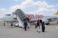 ŞERAFETTIN ELÇI - Adana-Şırnak Uçak Seferleri Başladı