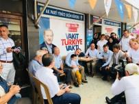 AK Parti'li Turan Açıklaması 'Çok Kıymetliyse CHP'ye Başkan Yapsaydınız'