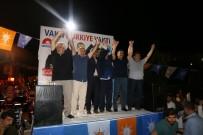 ESKİ MİLLETVEKİLİ - AK Parti Mahalle Toplantılarında Gövde Gösterisi Yaptı