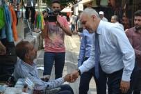 KAPALI ÇARŞI - AK Partili Adaylar Esnaf Ziyaretlerinde