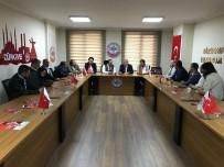 MEDYA KURULUŞLARI - Akpınar; 'Parlamentonun Dinamosu Olacağız'
