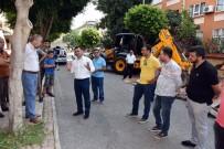 ADEM MURAT YÜCEL - Alanya'ya Yeni Prestij Caddeleri