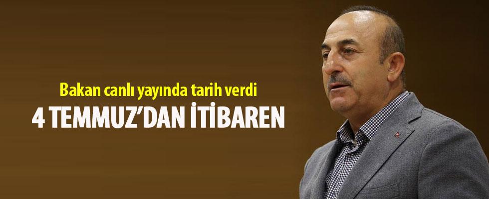 Türkiye tarih verdi! YPG'liler 4 Temmuz'da...