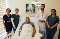 AMELİYATHANE - Antalya'da Hastanın Karnından Çıkanlar Şoke Etti