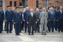 ÖZDEMİR ÇAKACAK - Atatürk'ün Eskişehir'e İlk Gelişinin 98. Yılı Törenle Kutlandı