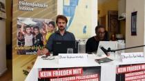 IRKÇILIK - Avusturya'da Filistin Dostu Aktiviste Sansür