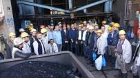 KUYULAR - Ayan, Armutçuk'ta Madencilere Seslendi