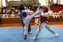 Aydın'da Taekwondo Rüzgarı Esti
